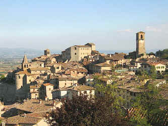 View of Anghiari